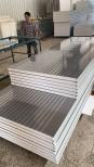 单面不锈钢净化板工程