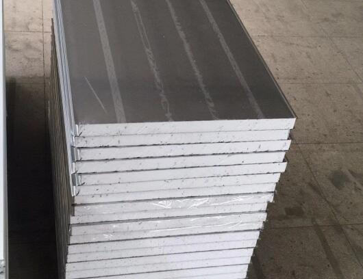 单面不锈钢净化板